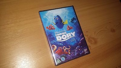 New and Sealed. Finding Dory DVD.  Not For Resale Version.