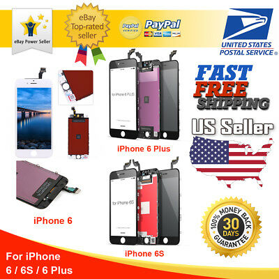 For Apple iPhone 6S 6 6P Screen Replacement LCD Display Touch Digitizer