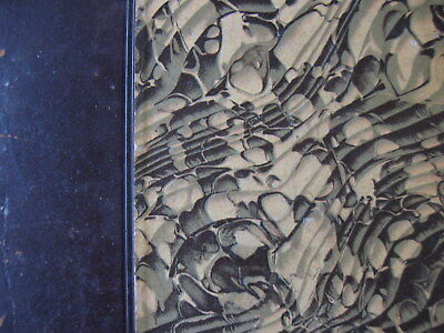 To Repair/Frame 3 Antique MARBLED BOOK BOARD COVERS 2 Green/Brown 1 Tan/Black
