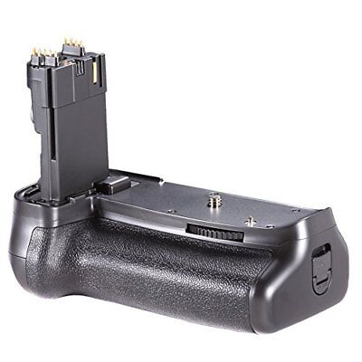 Neewer® Professional Vertical Battery Grip (Replacement for Canon BG-E9) ...