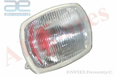 Vespa Headlight Head Lamp Unit With Holder P125X P150 X Scooter @au