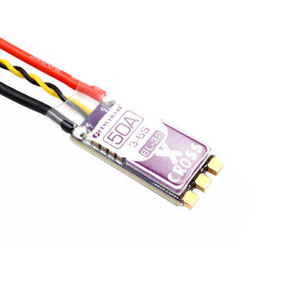 FLYCOLOR BLHeli_32 X-Cross BL-32 with LED 35A 50A 3-6S Brushless ESC Dshot1200