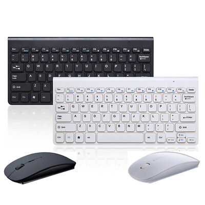 571a58c2a26 2.4GHz Wireless Keyboard + Wireless Mouse Combo Set For Laptop PC Desktop  NEW