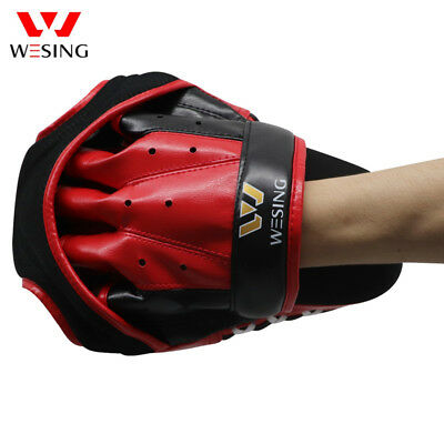 Wesing boxing focus mitts Martial Arts stick pads training hand pads 2pcs