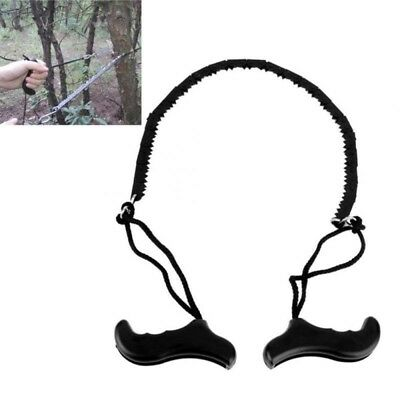 Camping Emergency Survival Hand Tool Gear Pocket Chain Saw Hiking Climbing new
