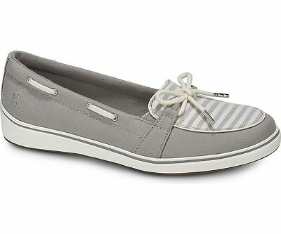 Grasshoppers Women/'s EF52816 Windham Closed Toe Loafers,Stone,Size 7 M