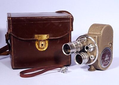 """Bell & Howell Viceroy + Taylor & Hobson 1.5"""" f1.9 / 6.5mm f/1.75 / 0.5"""" f/2.5"""