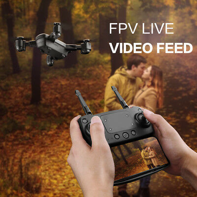 1080P 120°Wide-Angle 5G GPS Aititude Hold RC Helicopter Foldable Selfie Drone