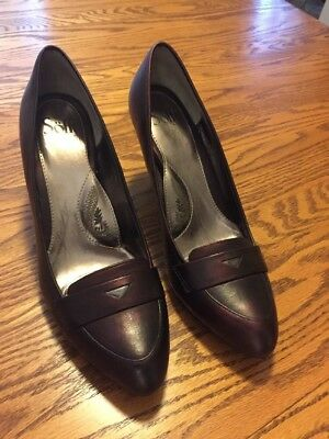 Sofft Size 11 Leather Pumps