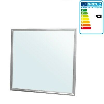 Panel LED lámpara ultra slim lámpara de techo 62x62cm blanco frío luz plafón LED