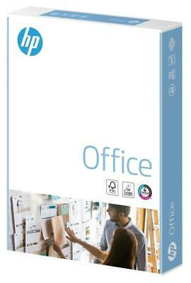 NEW HEWLETT PACKARD HP OFFICE 80GSM PAPER A4 BUSINESS WHITE CHEAP 1 ream or box