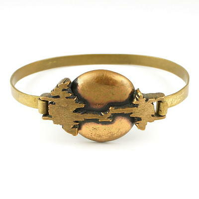 60s/70s-Amreif,  FINNLAND Bronze / armring/ bangle, Finland, VINTAGE!