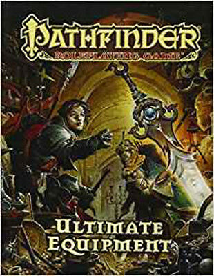 Pathfinder Roleplaying Game: Ultimate Equipment Pocket Edition, Staff, Paizo, Ex