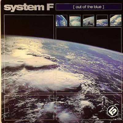 2 x LP: System F - Out Of The Blue - Tsunami - TSU 6027