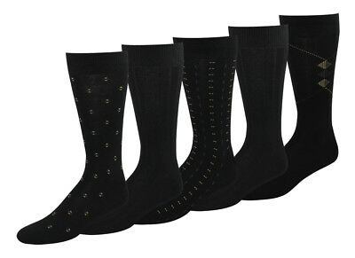 Dockers Men's Socks Final Clearance One Size Fits Most: 2 to 5 Pairs Per Package