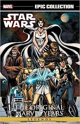 Star Wars Legends Epic Collection: The Original Marvel Years Vol. 1 (Star Wars L