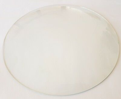 Round Convex Clock Glass Diameter 263mm