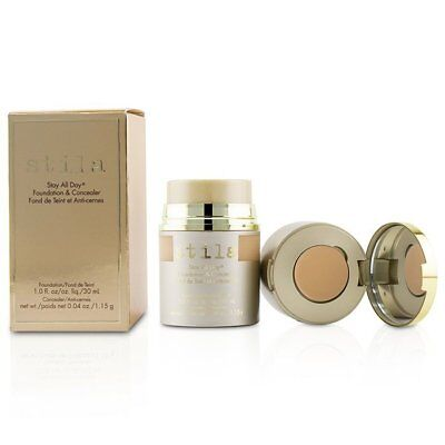 Stila Stay All Day Foundation & Concealer - #6 Tone 30ml Make Up & Cosmetics