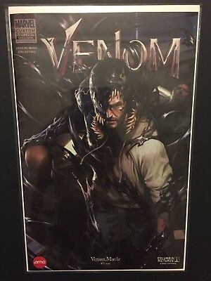 Marvel Limited Edition AMC Exclusive Movie Venom #1 One Shot Comic Book 2018