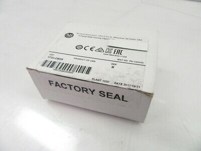 1734-OB8S Allen Bradley 8Ch Sink Output Module 24VDC With Safety (New 2017)