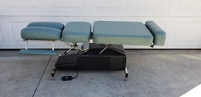 Leander Chiropractic Adjusting Table With Elevation