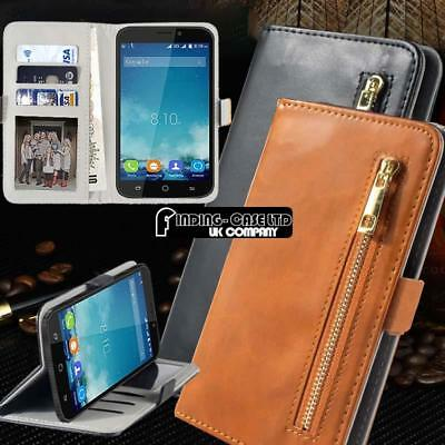 Flip Cover Stand Wallet Card Leather Case For Various Blackview Smartphones