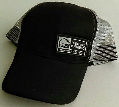 Taco Bell Work Hat