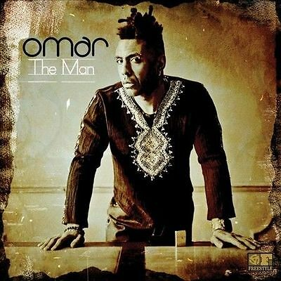 The Man by Omar (CD, Jun-2013, Freestyle Records)  NEW & SEALED    V3