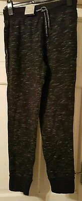 Bnwt Next Girls Jogging Bottoms Joggers 13 Yrs 12-13 New Jogging Pants Black