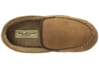 417c34c1dfb Deer Stags Slipperooz Men Slippers Indoor Outdoor S.U.P.R.O. Alpen Chestnut  10 M