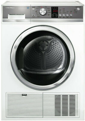 Brand New DE8060P2 Fisher & Paykel - 8kg Condensing Dryer - DE8060P2