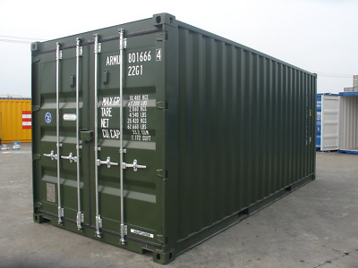 20ft Storage Container Suffolk (new) SAVE £130. Can Deliver Anywhere In UK
