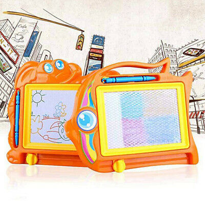 Magnetic Drawing Board Sketch Pad Doodle Writing Craft Art for Children Kids CAL