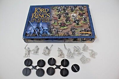Warhammer Lord of the Rings Heroes of the West