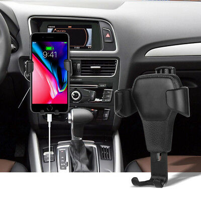 Universal Car Cell Mobile Phone Stand Holder Air Vent Mount For Samsung Iphone