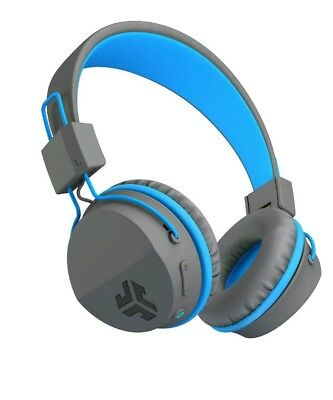 Jlab Neon Bluetooth  Wireless On-Ear Headphones With Universal Mic,track Control