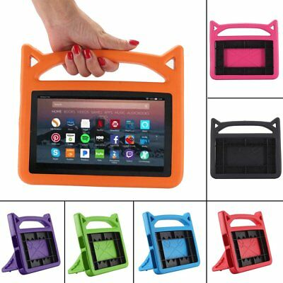 For Amazon Kindle Fire 7 2015/2017 Protective Cover Kid Safe Stand Handle CaseMY