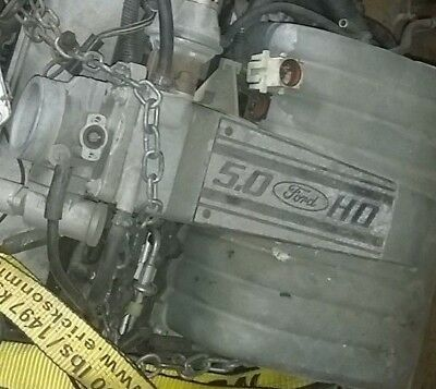 Ford Mustang Engine 5.0 Ho V8 W/ Aod 4 Speed Automatic Transmission Falcon F100