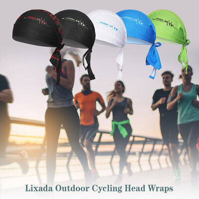 Outdoor Cycling Adjustable Headwrap Breathable Quick-dry Bicycle Headband B4O8