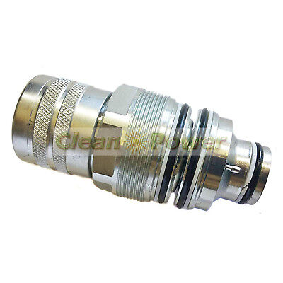 6680018 Female Hydraulic Coupler for Bobcat S530 S550 S570 Skid Steer Loader