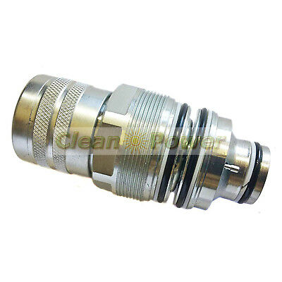 6680018 Female Hydraulic Coupler for Bobcat T190 T200 T250 Skid Steer Loader