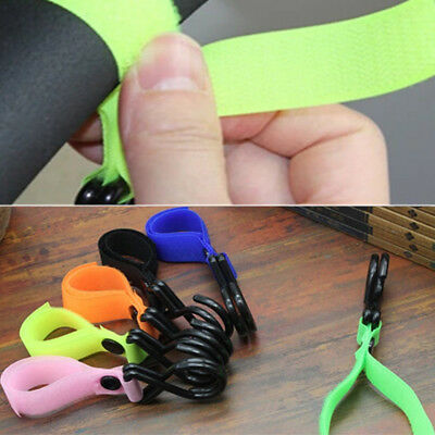Nylon Holder Hooks Hanging Strap Hot Plastic Accessories Baby Stroller  Portable