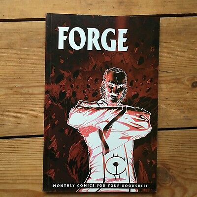 FORGE Vol 6 Crossgen Monthly US Comic Book For Adult