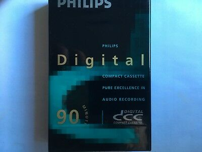 Digital Compact Cassettes DCC Lot Of 19 Pieces Sealed New