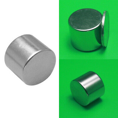 Hotsale N52 Super Strong Round Cylinder Magnet 25 x 20mm Rare Earth Neodymium