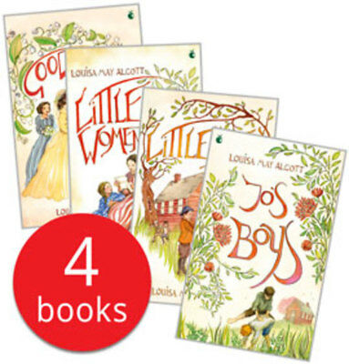 Little Women Collection - 4 Books