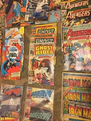 Comic Book Grab Bag 10 Books $5.  Copper and Modern Please Read