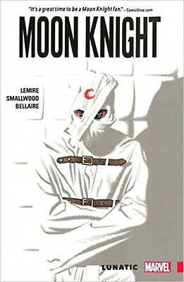 Moon Knight Vol. 1: Lunatic (Mockingbird), Jeff Lemire, Greg Smallwood, Excellen