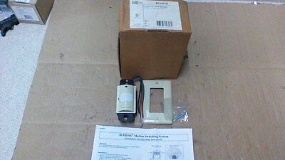 Hubbell Ap1277I1  H-Moss Pir 1 Circuit Wall Switch / Ivory / 1000 Sq Ft