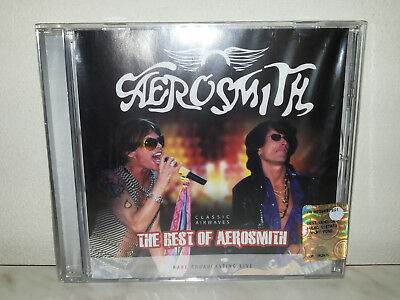 Cd Aerosmith - The Best Of - Classic Airwaves